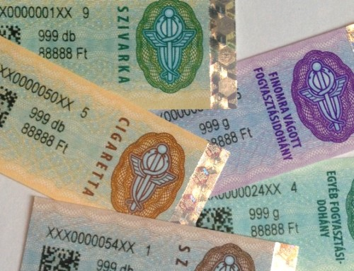 Excise and tax stamps