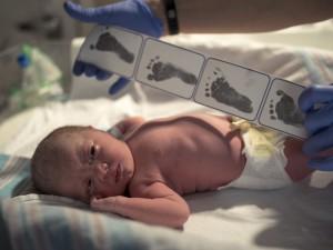 newborn_footprints_identification
