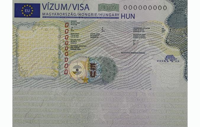 Visado Schengen de Hungría