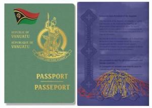 Pasaporte de Vanuatu